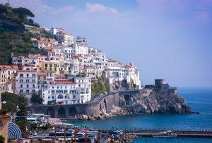Campania a cavallo (Amalfi)